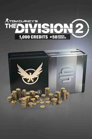 Tom Clancy's The Division 2 : 1050 Premium Credits Pack