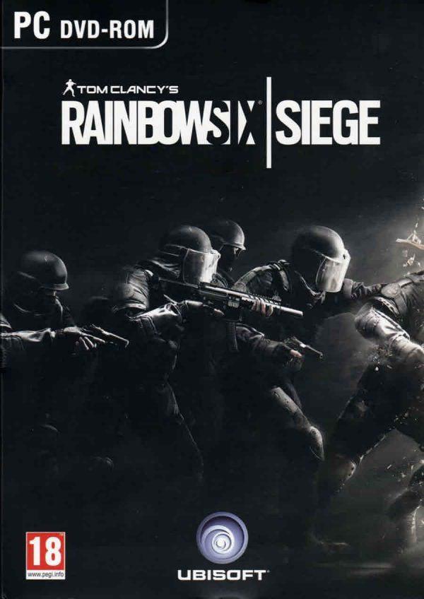 Tom Clancys Rainbow Six Siege استیم