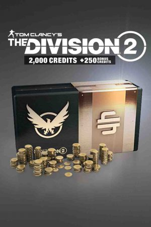 Tom Clancy's The Division 2 : 2250 Premium Credits Pack