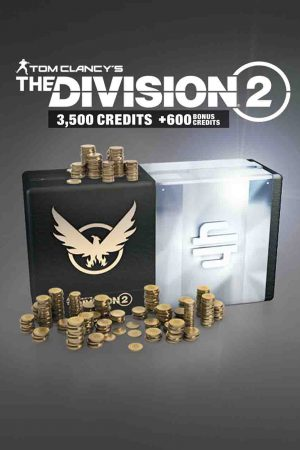 Tom Clancy's The Division 2 : 4100 Premium Credits Pack