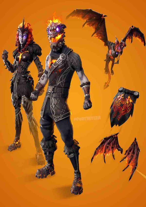 Fortnite Lava Legends Pack