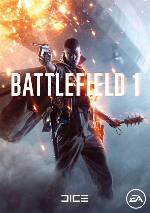 سیدی کی Battlefield 1 استاندارد